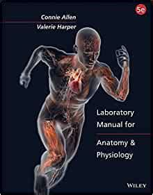 Laboratory Manual For Anatomy And Physiology 5e Binder Ready Version With Powerphys 30 Password Card Set