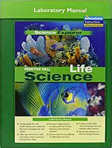 Laboratory Manual Prentice Hall Life Science