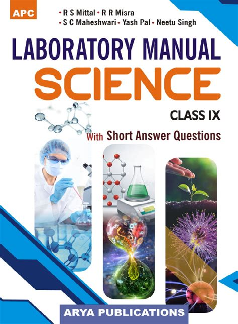 Laboratory Manual Science Class X Arya Publications