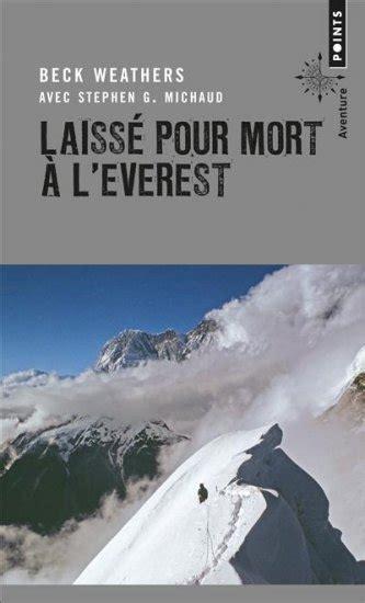 Laisse Pour Mort A L Everest