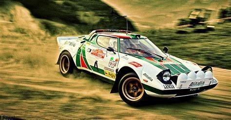 Lancia Stratos Rally Giants