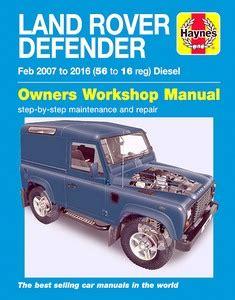 Land Rover Defender 90 110 130 Full Service Repair Manual