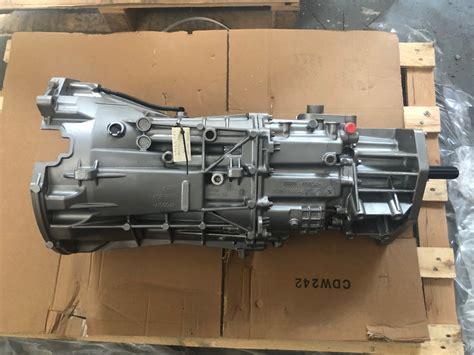 Land Rover Manual Transmission Swap