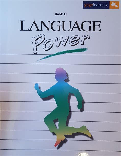 Language Power H Answer Key