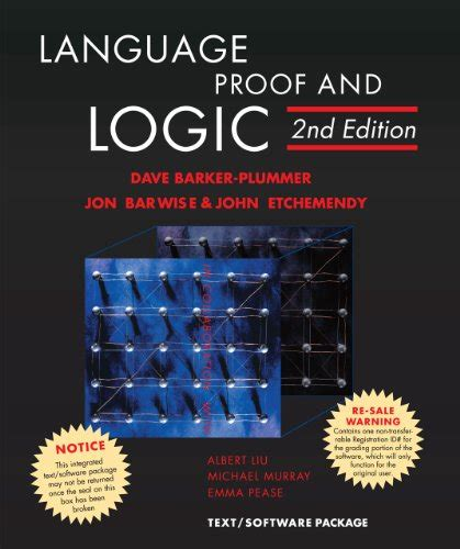 Language Proof Logic 2nd Edition Solutions