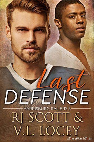Last Defense (Harrisburg Railers Book 5)