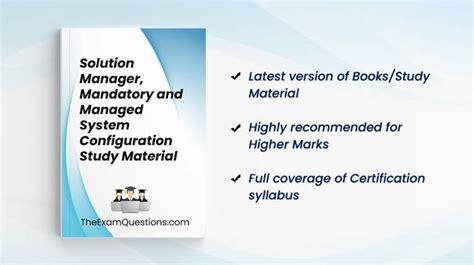 Latest C-SM100-7210 Exam Book