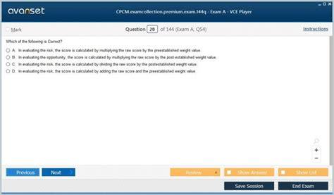 Latest CPCM-001 Exam Online