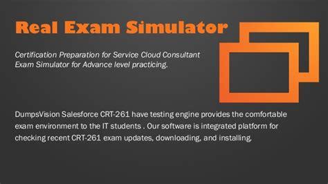 Latest CRT-261 Exam Vce