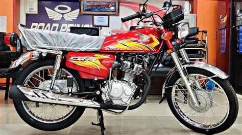 Latest Honda Cg 125 Manual