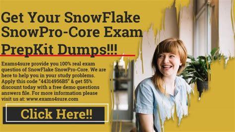 Latest SnowPro-Core Exam Forum