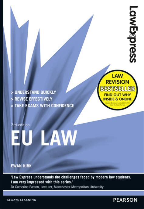 Law Express Eu Law Revision Guide