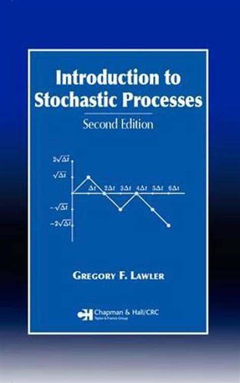 Lawler Stochastic Processes Solution