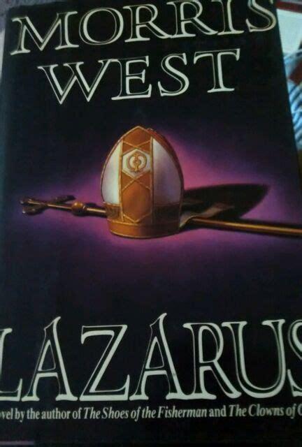 Lazarus The Vatican Trilogy