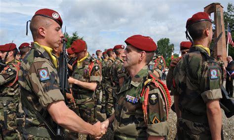 Le 1er Regiment De Chasseurs Parachutistes