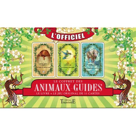 Le Coffret Des Animaux Guides Livre Jeu