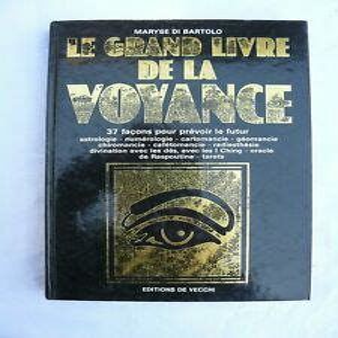 Le Grand Livre De La Voyance Sur Photo
