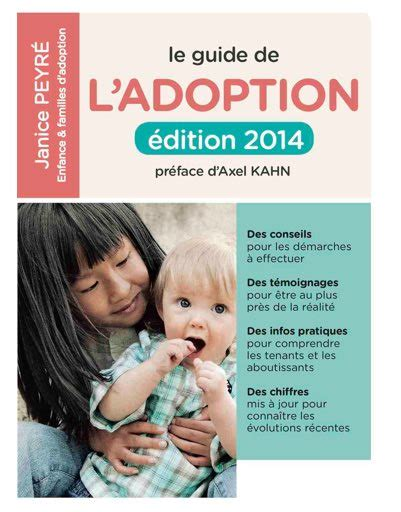 Le Guide Marabout De L Adoption