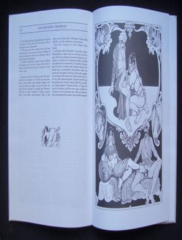Le Kama Soutra Illustrations De Pichard