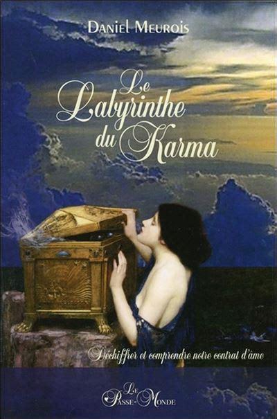 Le Labyrinthe Du Karma Dechiffrer Et Comprendre Notre Contrat D Ame