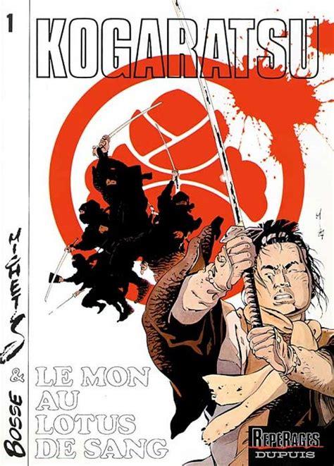 Le Mon Au Lotus De Sang Kogaratsu