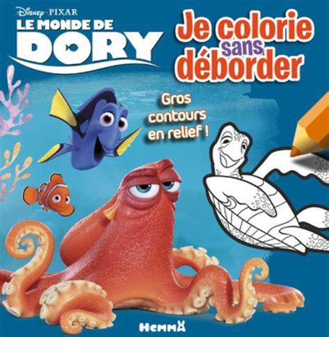 Le Monde De Nemo Je Colorie Sans Deborder Dory