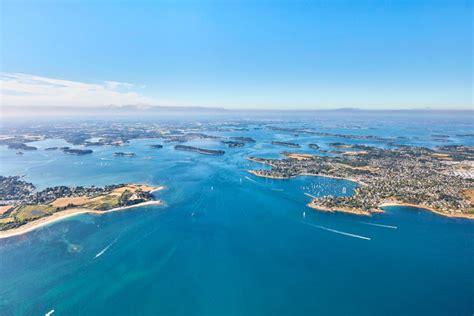 Le Morbihan entre terre et mer 2019: Vue aerienne du Morbihan