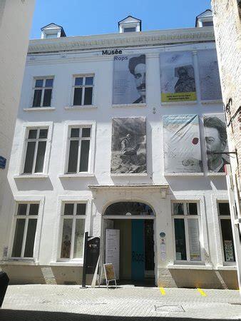 Le Museum Felicien Rops Guide Engelse Editie