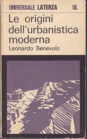 Le Origini Dellurbanistica Moderna