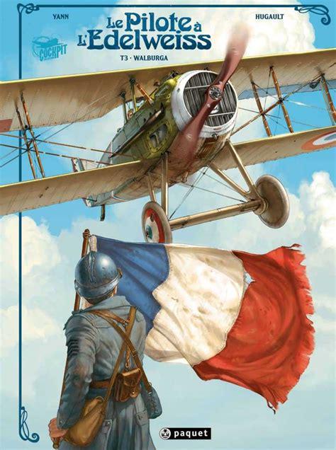 Le Pilote A L Edelweiss