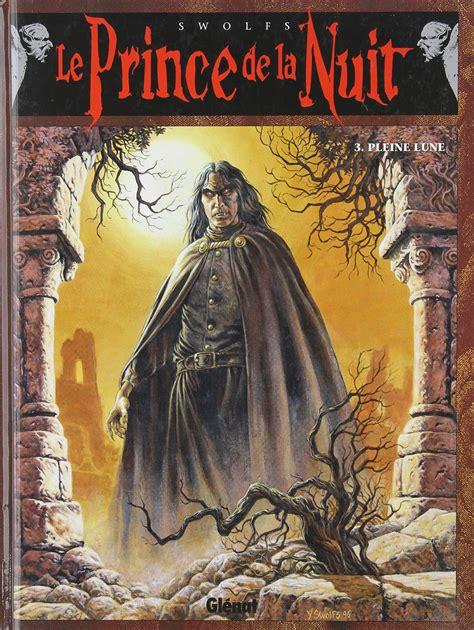 Le Prince De La Nuit Tome 03 Pleine Lune