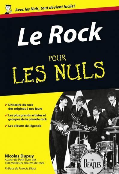 Le Rock Poche Pour les Nuls