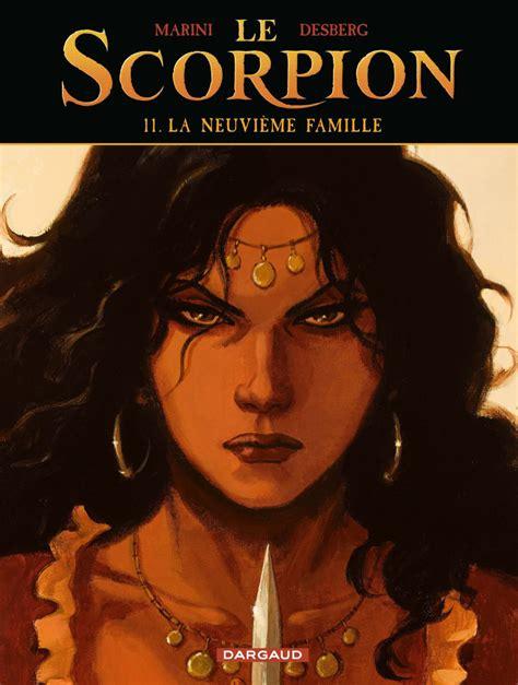 Le Scorpion Tome 11 La Neuvieme Famille
