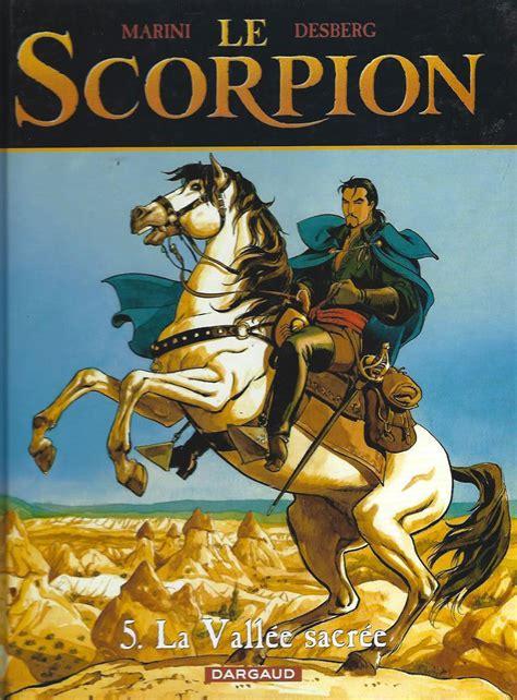 Le Scorpion Tome 5 La Vallee Sacree