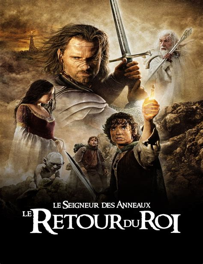 Le Seigneur Des Anneaux Guide Du Film Le Retour Du Roi