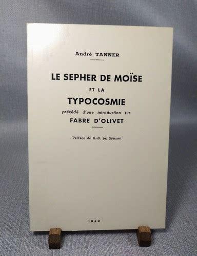 Le Sepher De Moise