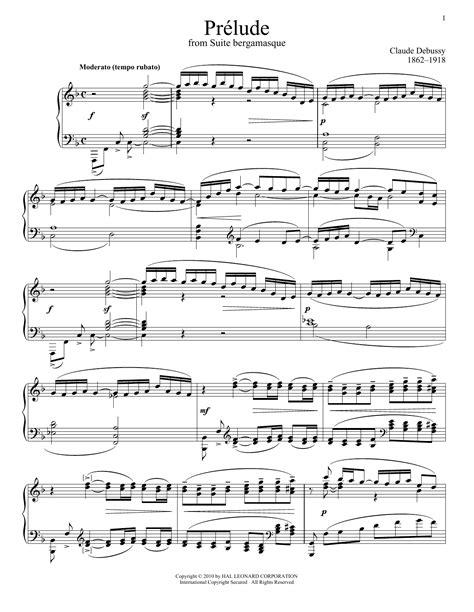 Le Songe Musical Claude Debussy