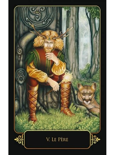 Le Tarot Reves De Gaia Avec 81 Arcanes