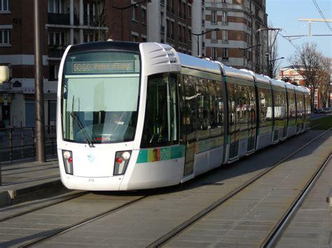 Le Tramway A Paris Et En Ile De France