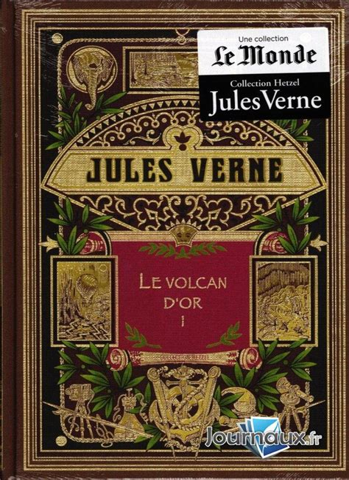 Le Volcan D Or Ed Atlas Illustree