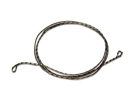 Lead Core Carp O Double Boucles 80cm Par 2