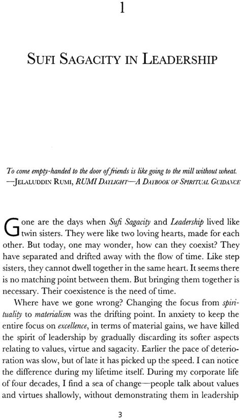 Leading From The Heart Sufi Principles At Work