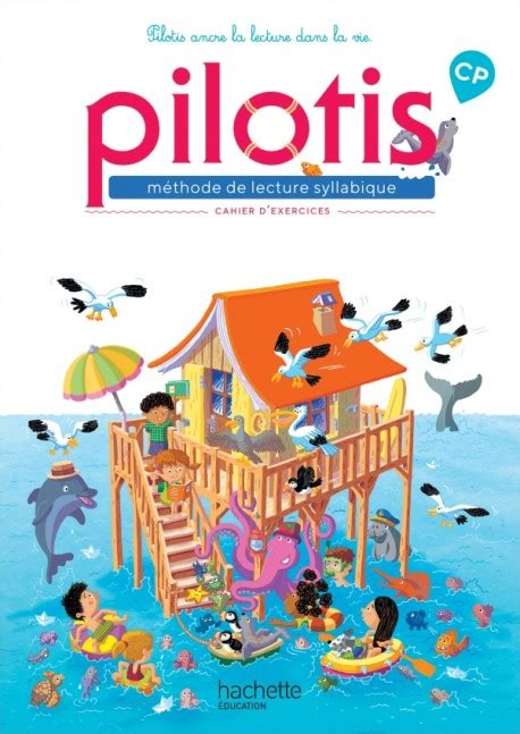Lecture Cp Collection Pilotis Cahier D Exercices Edition 2019