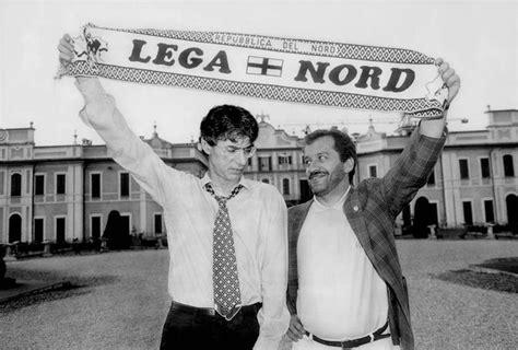 Lega Nord Storia Fotografica 1990 1991