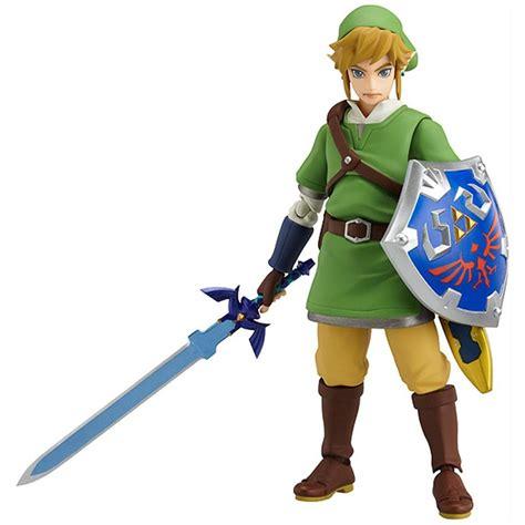 Legend Of Zelda Skyward Sword Link Figure