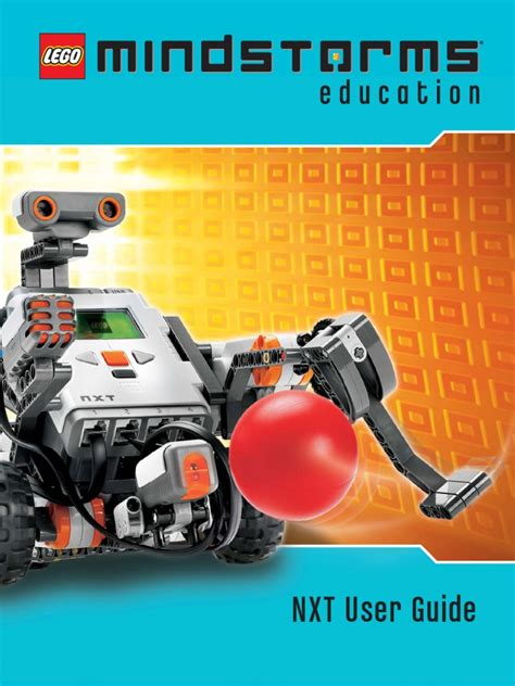 Lego Mindstorms Nxt 20 User Guide