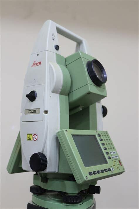 Leica Tc 1202 Manual