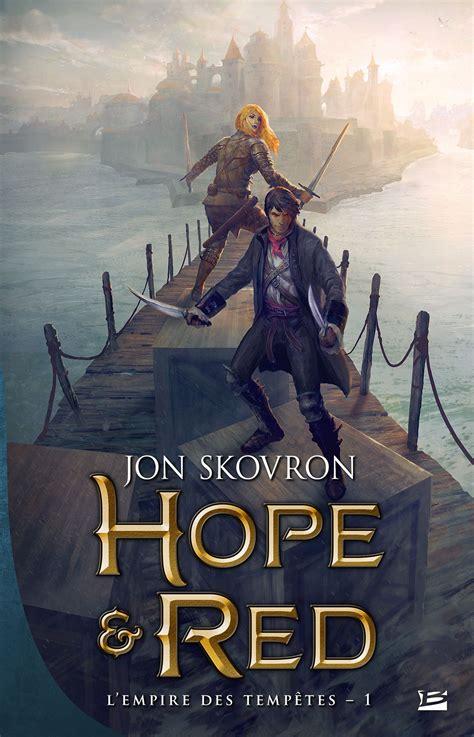 Lempire Des Tempetes T1 Hope Et Red