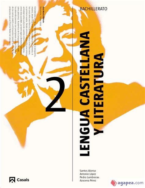 Lengua Castellana Y Literatura 2 Bachillerato Savia 9788467587159