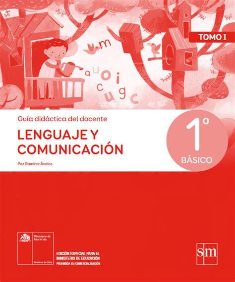 Lenguaje Y Comunicacion 1: Guia Del Maestro